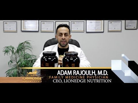 Post-Edge: LionEdge Nutrition's Premium All-In-One Post-Workout Explained By Dr. Adam Rajoulh M.D.
