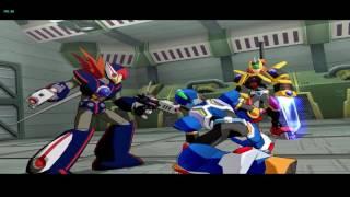 Mega Man X Command Mission - Boss#07 Shadow