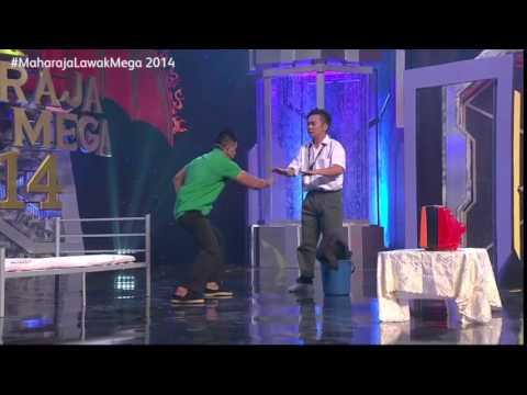 Maharaja Lawak Mega 2014 - Minggu 1 (Wala)