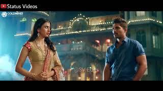 New Whatsapp Status Allu Arjun Love Seen Andamp Flirting Or Dialogues Or Girls Attitude Video Hindi