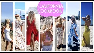 HUGE SUMMER LOOKBOOK IN CALIFORNIA, ASOS, REVOLVE, TOPSHOP, BOOHOO HAUL | EmTalks