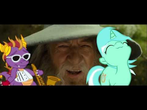 Download Youtube: Lyra&Spyro - Shooting Stars [2DAnimation]
