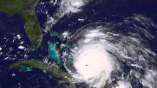 The Life of Hurricane Irene from Caribbean to Canada