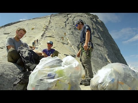 Sprucing up Half Dome with Yosemite Facelift on 'World of Adventure' | GrindTV