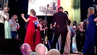 Танец с родителями