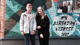 видео My Birthday – Мой день рождения