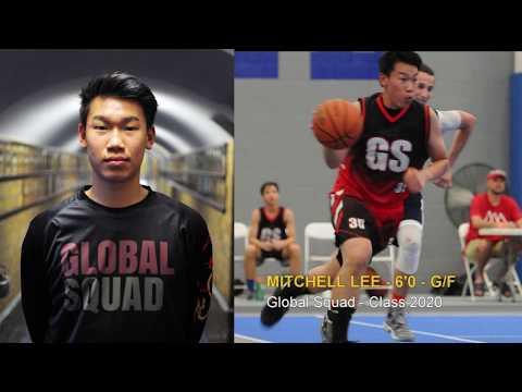 Mitchell Lee | 6'0 - G/F | Global Squad 2017