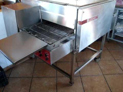 Horno de banda para pizza blodgett gas lp 614 4159066 for Hornos para empotrar precios