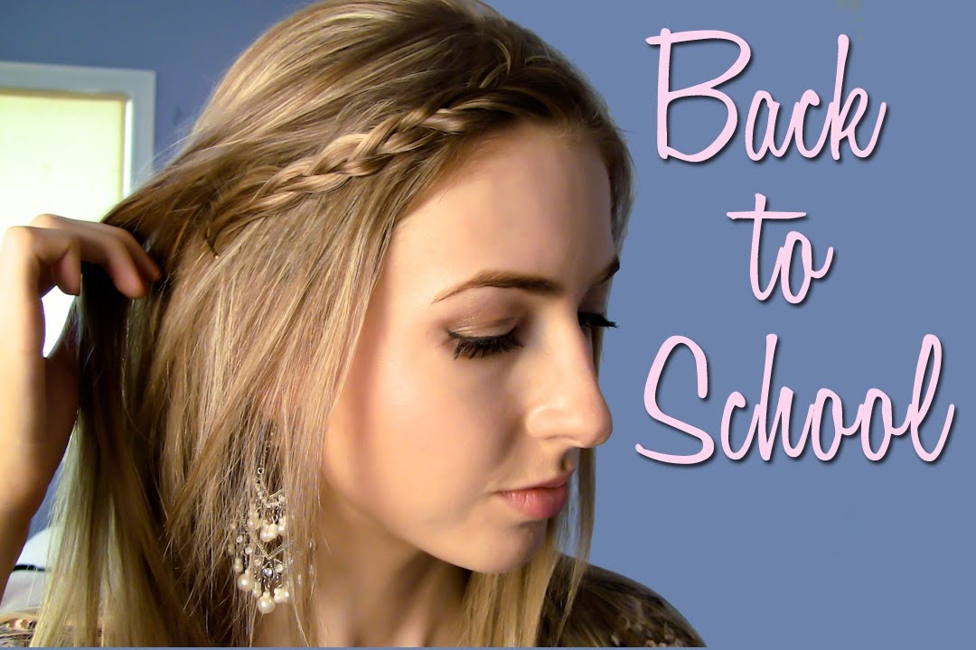 4 heat hairstyles in 5 minutes