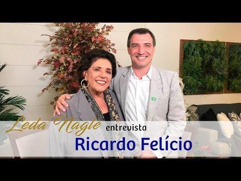 RICARDO FELÍCIO : ELE NÃO ACREDITA NA RELAÇÃO  HOMEM E  AQUECIMENTO GLOBAL: | LEDA NAGLE