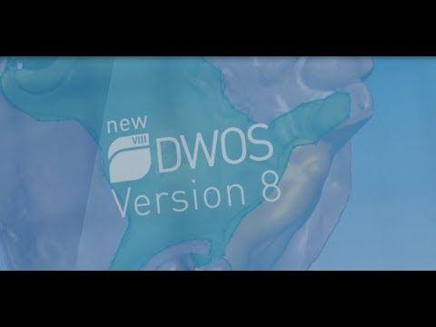 NEW! Dental Wings DWOS 8 Design Software Update