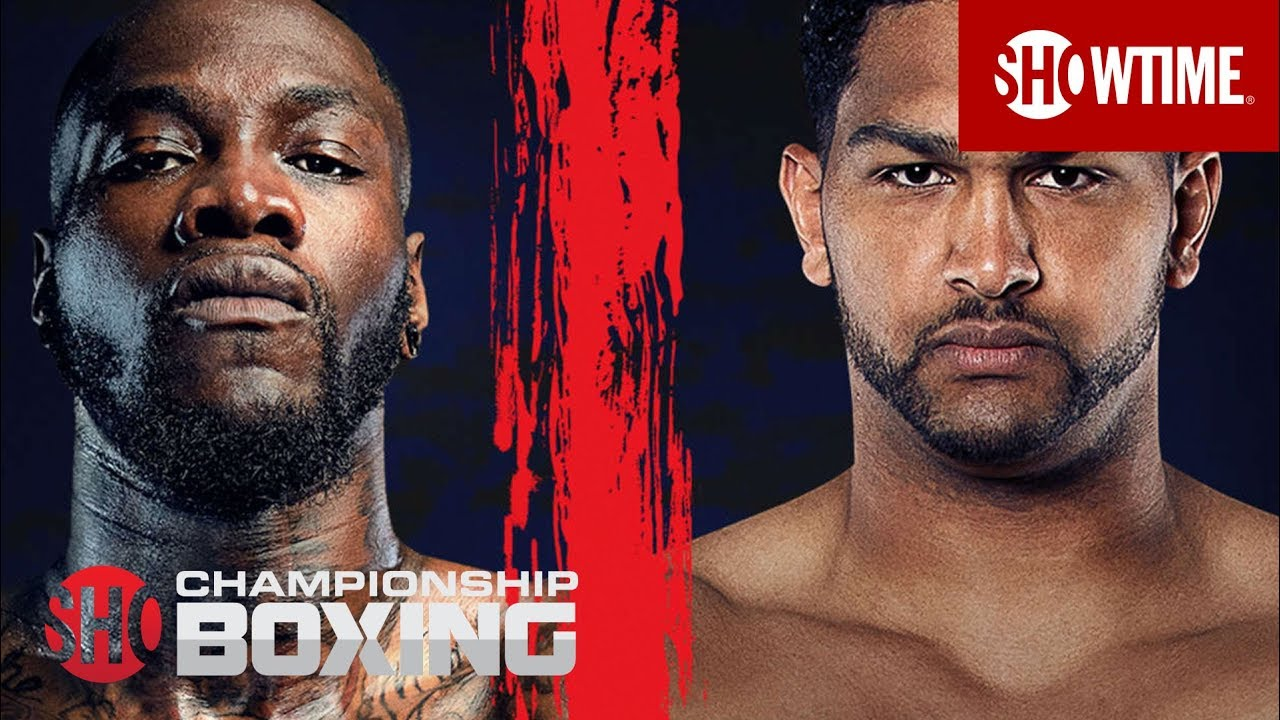 Download Deontay Wilder vs. Dominic Breazeale: Preview   May 18 on SHOWTIME