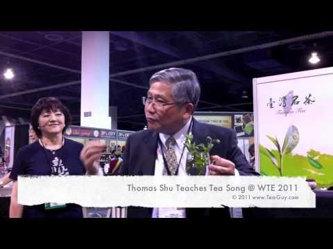 Thomas Shu Teaches Tea Song!