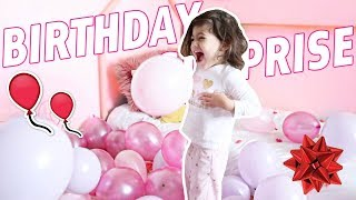 PENELOPE TURNS 3! HUGE BIRTHDAY SURPRISE!!!