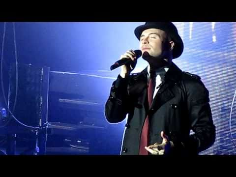 Westlife - No-one's Gonna Sleep Tonight Live At Birmingham's LG Arena