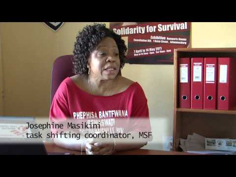 Swaziland: Community Takes Part in HIV Treatment