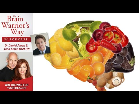 The anti-Alzheimer's diet, with Dr. Dale Bredesen