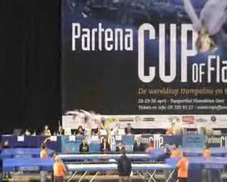Lien & Annelore - Cup of Flanders 2006