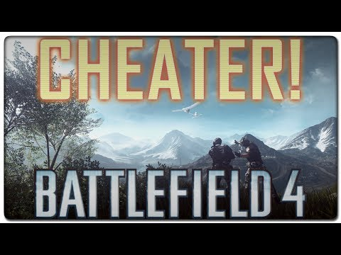 Battlefield 4 - Hacker recorded on Spectator-mode [Cheater/Hacker/Aimbot]