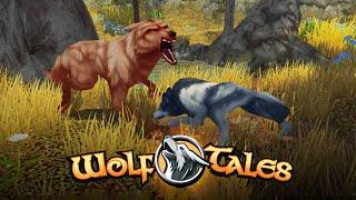 Фото Новый симулятор волка Обзорчик Wolf Tales   Home And Heart