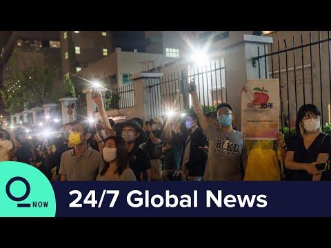 LIVE: Hong Kong Bids Emotional Farewell to Apple Daily Newspaper Shut by China   Top News