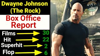 Dwayne Johnson ( The Rock) All Hit Flop and Superhit Movies Analysis   Dwayne Johnson Hindi Fans