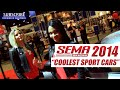 Sport Cars And Exotic Cars Of SEMA 2014 See The Coolest Sports Cars And Exotics