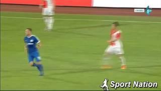 Воеводина Динамо Минск 1 1 . Vojvodina Dinamo Minsk