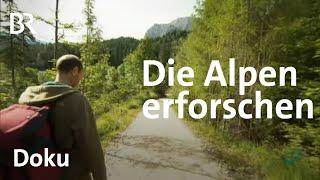 Tiere und Pflanzen in den Alpen unter Druck - Faszination Wissen - ganze Sendung vom 30.11.15