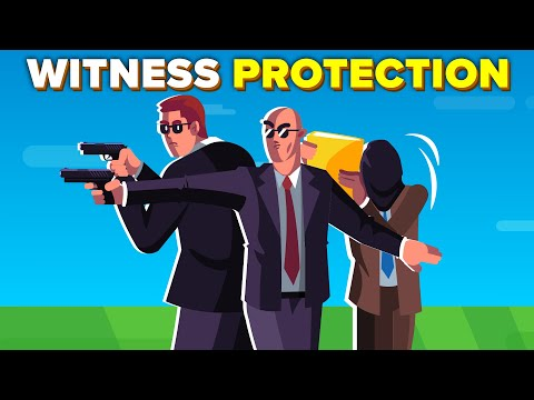 Witness Protection Program Insane Secrets