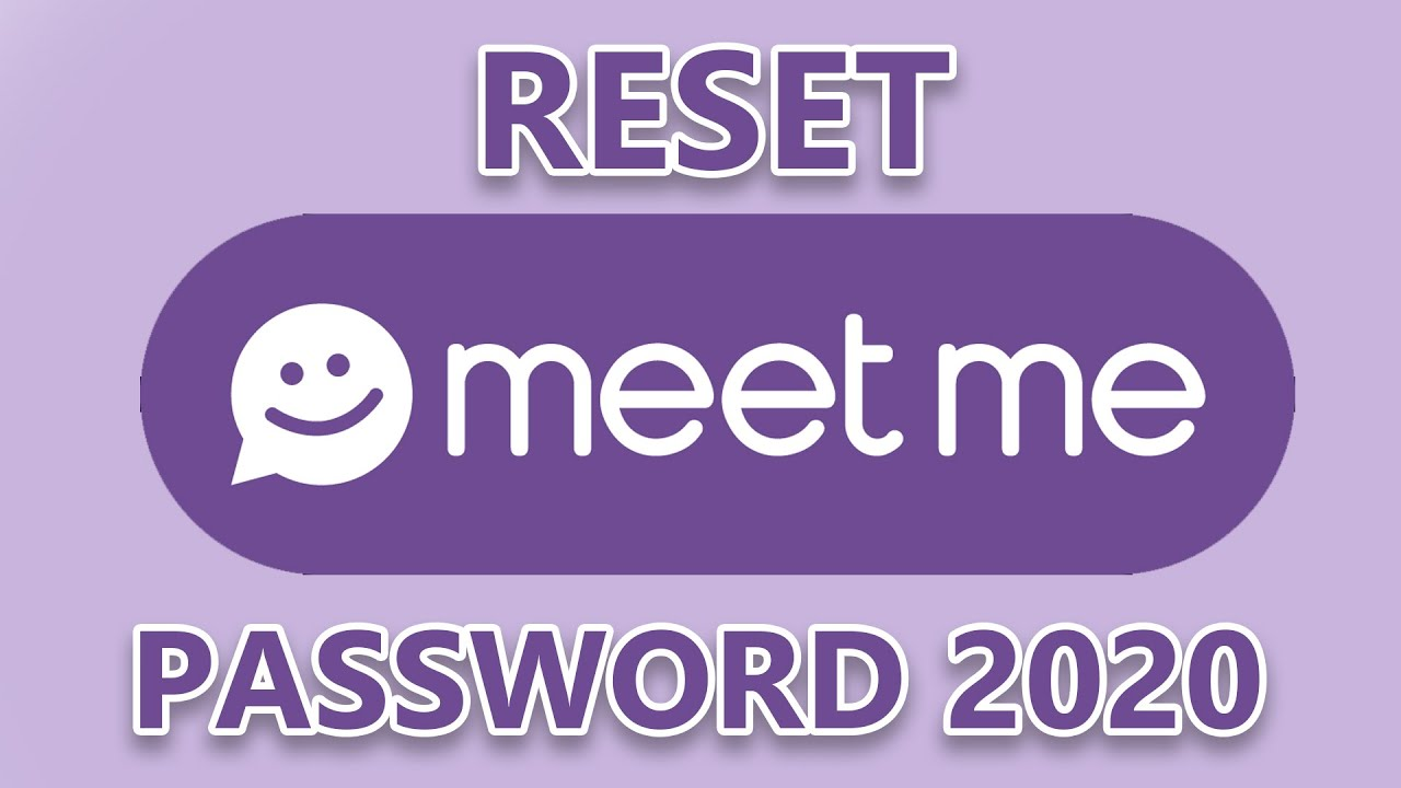 Meetme account recovery