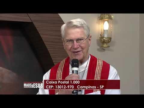 Novena Mãos Ensanguentadas de Jesus - 01/10/18 - 3º dia - O Perdão