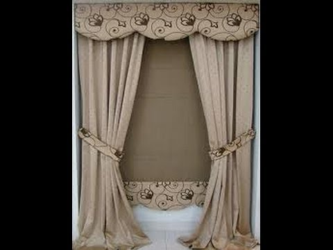 Como hacer cortinas paso a paso aprenda como hacer una - Cortinas elegantes para sala ...
