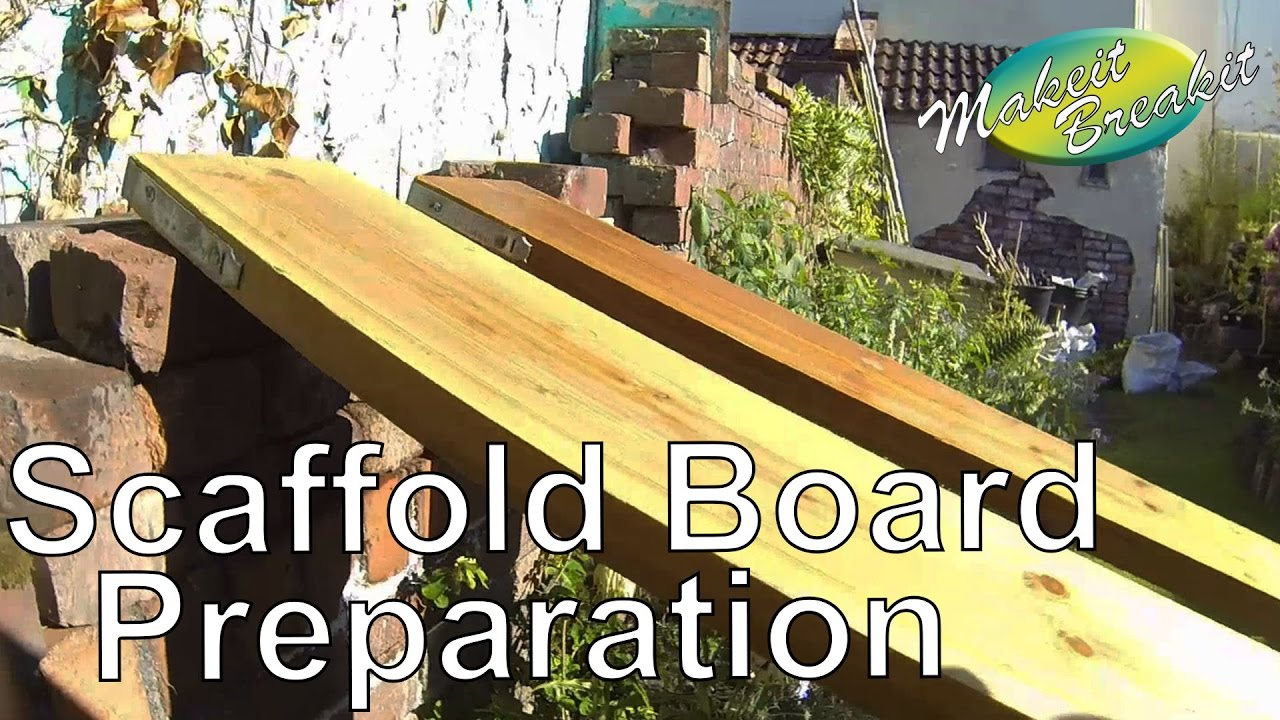 "NEW Unbanded Scaffold Boards Grade /""A/"" delivery available"