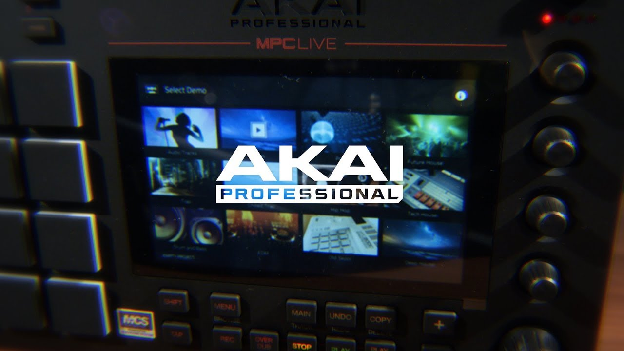 AKAI Professional MPC Firmware is Now at Version 2 3 with