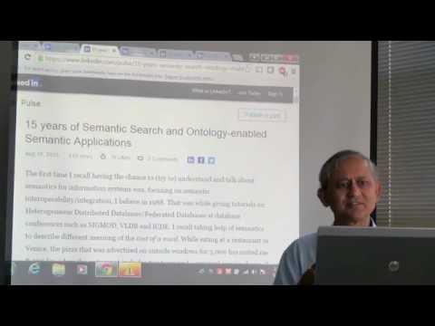 Advanced Semantic Web, Class #2: 01Sep16