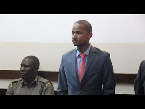 Embakasi East MP Babu Owino and his bodyguard arraigned before court and charged with assault