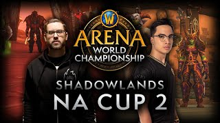 AWC Shadowlands Cup 2 | NA Top 8 Full VOD