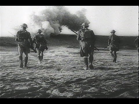 HD Historic Archival Stock Footage WWII - British Rout Nazis In Libya 1942