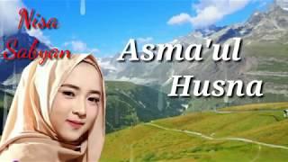 Nisa Sabyan_Asma'ul Husna MP3 Terbaru 2019