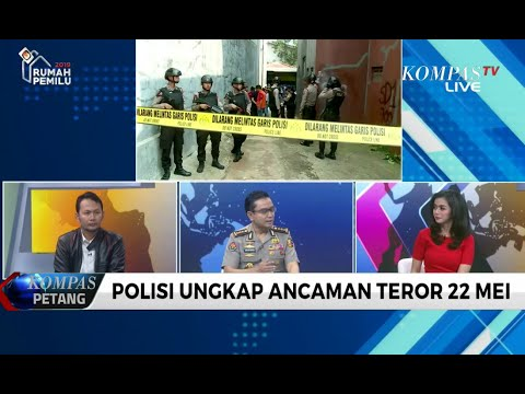 Dialog – Polisi Ungkap Ancaman Teror di Aksi 22 Mei (1)