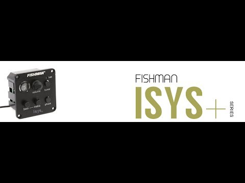 Unboxing Fishman Isys+  OEM-ISY-301 Original