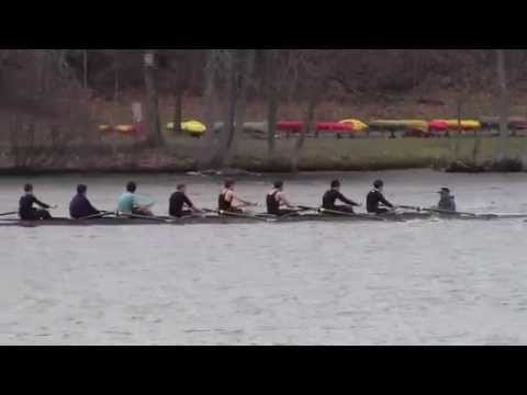 Rye HS Crew Team - 2014 Saratoga Invitational - Race Footage (41 mins)