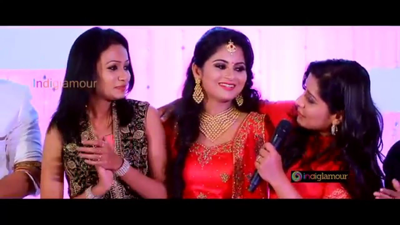 Sruthi Lakshmi Malayalam Actress Wedding Reception Video Full You