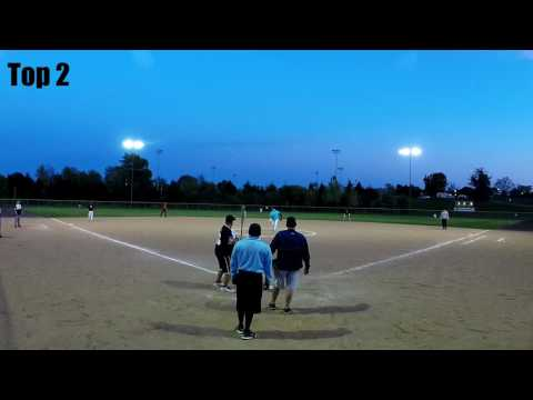 League night action! - Columbia B League - Synergy Sports vs Supplement Nation