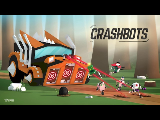 Crashbots – Launch trailer
