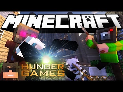 Minecraft MODDED HUNGER GAMES! (RIVAL REBELS MOD: Rockets, Lasers & More!) - Видео из Майнкрафт (Minecraft)