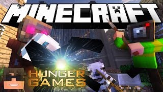 Minecraft MODDED HUNGER GAMES! (RIVAL REBELS MOD: Rockets, Lasers & More!)