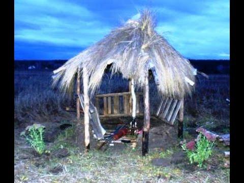 Плетень, как оригинальное дополнение для Вашего сада / Wicker fence / A - Video