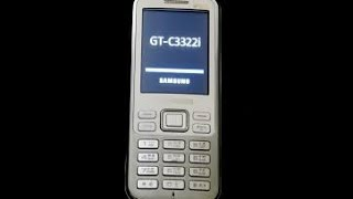 How to flash samsung C3322i with flash tool